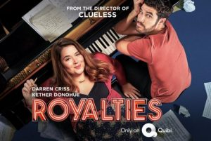"Quibi Debuts New Trailer for Darren Criss' Musical Comedy Series ""ROYALTIES"" and Announces Original Soundtrack"