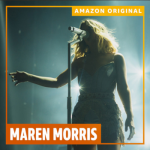 Maren Morris unveils Maren Morris Live From Chicago EP only on Amazon Music