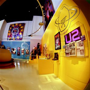 Rock & Roll Hall of Fame Spotlights U2 Collection