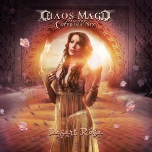 CHAOS MAGIC feat. CATERINA NIX RELEASES COVERS EP