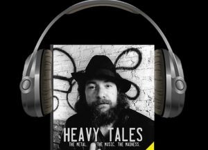 "Music Industry Legend Jonny Z's ""Heavy Tales: The Metal. The Music. The Madness. As Lived by Jon Zazula"" Now Told by Jon Zazula – Audiobook Available July 21 via Audible"