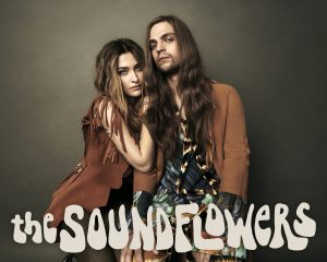THE SOUNDFLOWERS, FEATURING PARIS JACKSON AND GABRIEL GLENN, ANNOUNCES SELF-TITLED DEBUT EP OUT 6/23