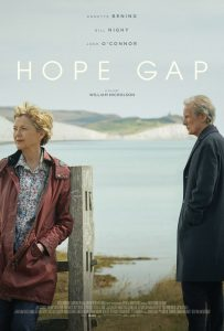 Annette Bening and Bill Nighy in Hope Gap, premiering June 16 in video on demand