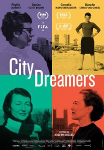 CITY DREAMERS by Joseph Hillel – Now available in Video On Demand