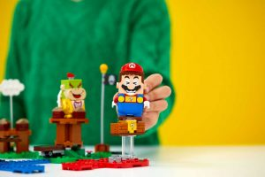 The LEGO Group and Nintendo lift the lid on exciting new LEGO® Super Mario™
