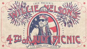 ​ ​Willie Nelson's Iconic 4th Of July Picnic To Air As Epic Hybrid Concert Film