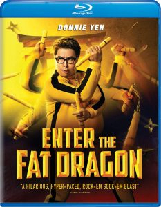 Enter the Fat Dragon – Blu-ray Edition