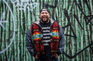 Indigenous producer and Former A Tribe Called Red member DJ Shub collaborates with Phoenix on potent new single The Social