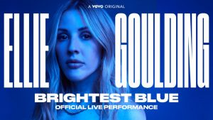 """Ellie Goulding celebrates new album with Vevo Official Live Performance of """"Brightest Blue"""""""
