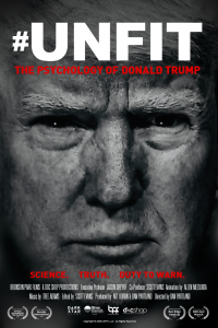 NEW FILM COMING SEPTEMBER 1 – '#UNFIT: THE PSYCHOLOGY OF DONALD TRUMP'