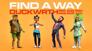 Anderson Paak and Quincy Jones championed artist Duckwrth Releases Video for First Single from upcoming Album