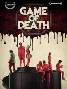 GAME OF DEATH MAINTENANT NOW AVAILABLE ON DVD AND VOD