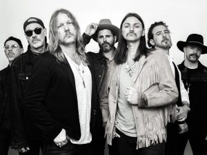 The Allman Betts Band announce new album, release first single