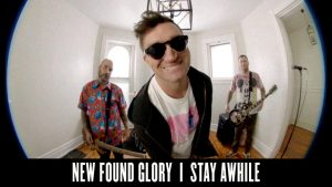 "New Found Glory Releases Music Video for ""Stay Awhile"""