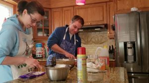 Zensa Media – Cooking show challenge for Canadians