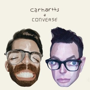 """Super Whatevr Collabs with Mark Hoppus (Blink-182) On New Single """"Carhartts & Converse"""""""