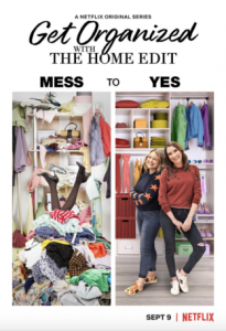NETFLIX TRAILER DEBUT: Get Organized with The Home Edit – Premiering September 9