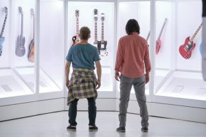Gibson: The Official Guitar Brand Of 'Bill & Ted Face The Music,' New Film In Theaters And On Demand On August 28