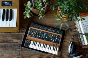 Moog Music's Free Synthesizer App Reaches Over One Million Downloads