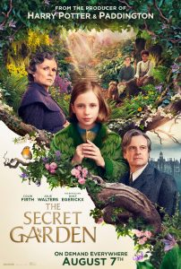 THE SECRET GARDEN – New Clips, Featurettes, and Images