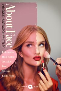 Quibi – ABOUT FACE with Rose Huntington-Whiteley – Trailer and Images