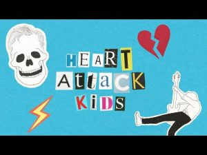 "HEART ATTACK KIDS – ""Can't Stop"""