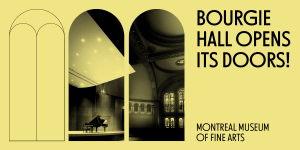 Bourgie Hall opens its door with 36 concerts from September 16 through November 18!