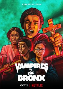 Netflix – VAMPIRES VS THE BRONX Trailer