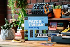 PATCH & TWEAK Team up with Moog Music for New Book on Semi-Modular Analog Synths: Trent Reznor, Hans Zimmer, Suzanne Ciani + more