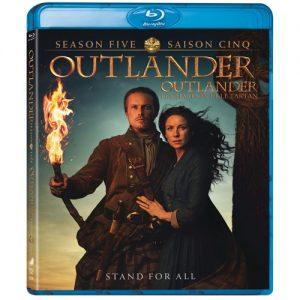 Season 5 Outlander Blu-ray™ and DVD Available September 15