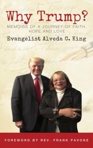 Book Release: Alveda King, niece of Dr. Martin Luther King, Jr., Answers the Question 'Why Trump?'