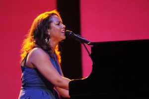 🎵 Upcoming Live Shows: Alicia Keys, The Devil Wears Prada