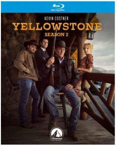 Yellowstone: Season 2 – Blu-ray Edition