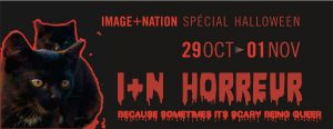 image+nation, Canada's Original LGBTQ+ Film Festival, Announces Its First Ever Special Halloween Edition, October 29 – November 1, 2020