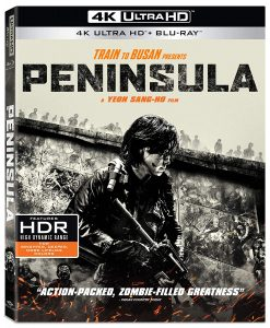 PENINSULA // Home Entertainment Release