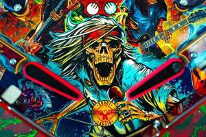 Guns N' Roses 'Not In This Lifetime' Pinball Game Available Worldwide, Now