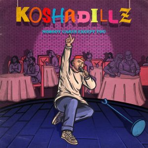Kosha Dillz Album is Out!! ft. Gangsta Boo, Fat Tony and Jewish Reggae Superstar Matisyahu