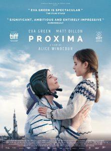 PROXIMA Starring Eva Green – Coming November 6