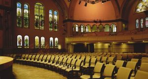 Bourgie Hall suspends its live concerts