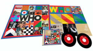 The Who Announce 'WHO' Deluxe Edition