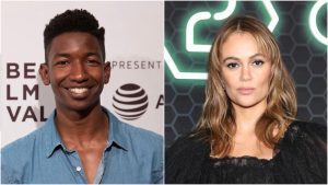 Netflix Orders Supernatural Horror Series ARCHIVE 81 Starring Mamoudou Athie & Dina Shihabi