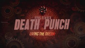 FIVE FINGER DEATH PUNCH RELEASES OFFICIAL MUSIC VIDEO for new single
