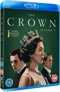 SONY PICTURES HOME ENTERTAINMENT New Release – THE CROWN Season 3