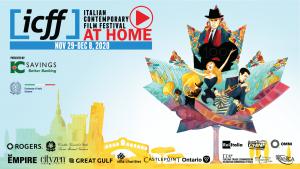 2020 ICFF (Italian Contemporary Film Festival) at Home
