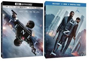 Warner Bros. Home Entertainment Announces Tenet for Blu-ray & DVD