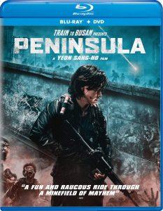 Peninsula – Blu-ray/DVD Combo Edition