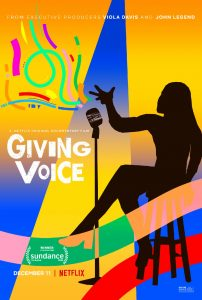 Netflix – New Trailer & Poster | GIVING VOICE from Executive Producers Viola Davis & John Legend