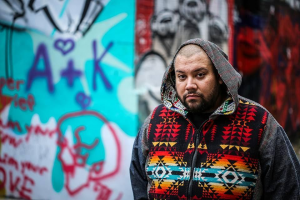 A Tribe Called Red founding member DJ Shub releases new PowWowStep single 'Smoke Dance Three'