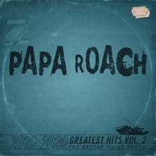 """PAPA ROACH – Greatest Hits / RETALIATORS role and """"The Ending"""""""