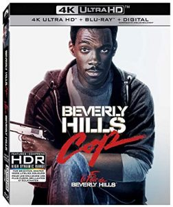 Beverly Hills Cop – 4K Ultra HD/Blu-ray Edition